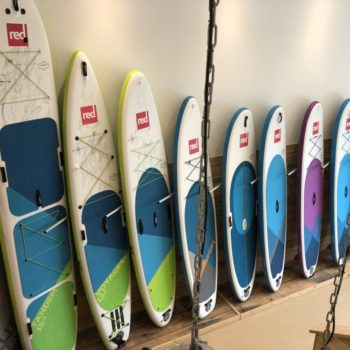 Red Paddle co 2019 boards