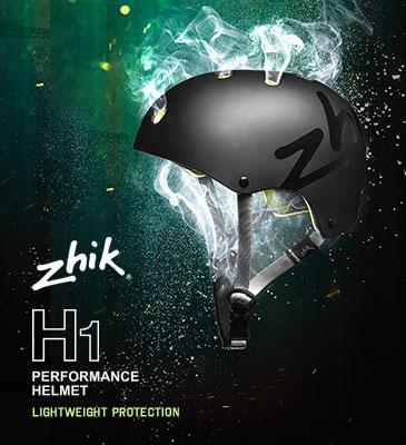 Zhik Helmet size chart