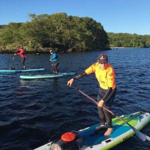 Naish Alana 3 piece paddle