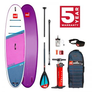 Red Paddle Ride 10'6 Special Edition
