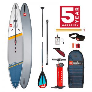 Red Paddle Co Elite 12'6 carbon nylon