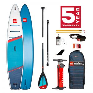Red Paddle Co Sport 12'6 carbon nylon