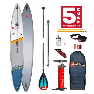 Red Paddle Co Elite 14 carbon nylon