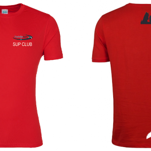 Paddlefast sup club team tshirt