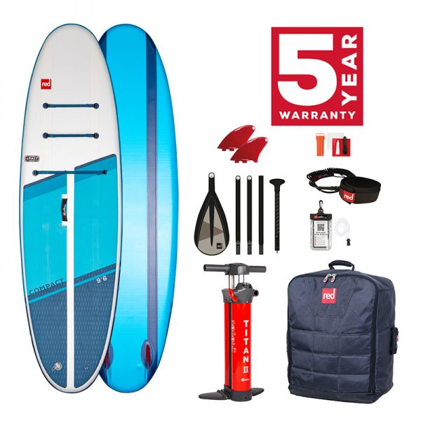 Red Paddle Co 9'6 Compact